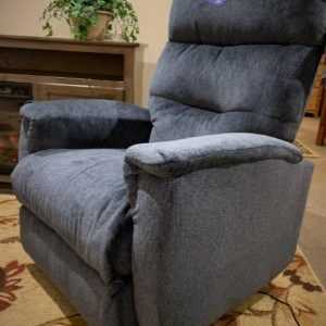 Close out Blue recliner