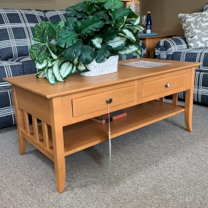 Leister coffee table