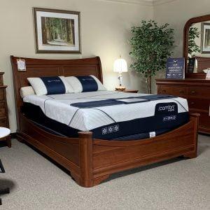 Sleigh Bed Yutzy
