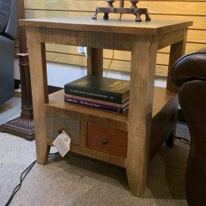 IFD end table